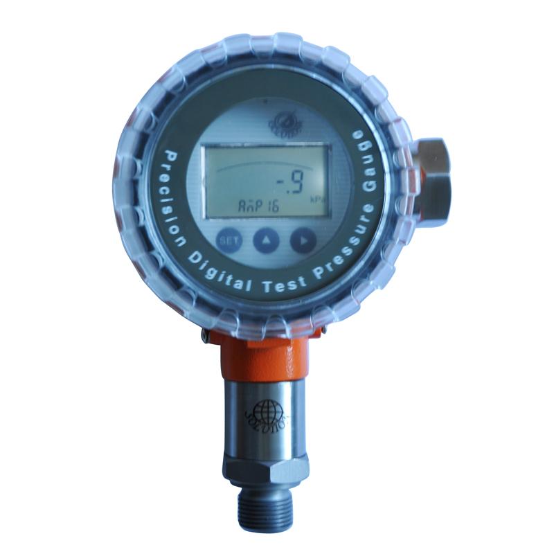 S401-2精密数显压力表